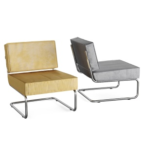 Zuiver Ridge Rib lounge chair