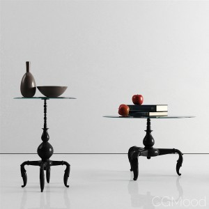 Cappellini - New Antiques tables