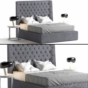 Bed Turman Meridiani