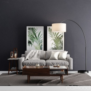 Living Set. West elm
