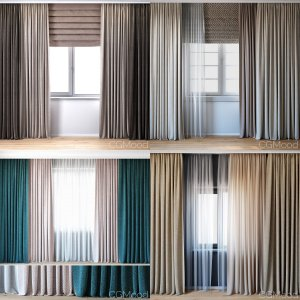 Curtains collection vol 02