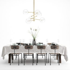 Dining Table Nordic