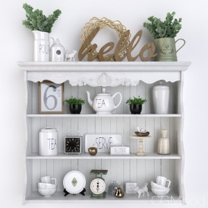 Provence Decor Set 3