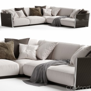 Sofa Vulcano By Flexform