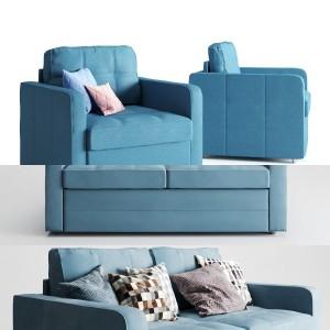 Blest - Indi Sofa & Armchair