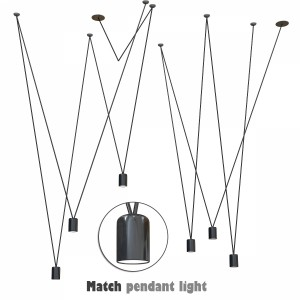 Vibia Double Match Pendant Light