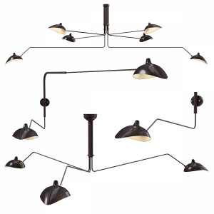 Serge Mouille Light Collection