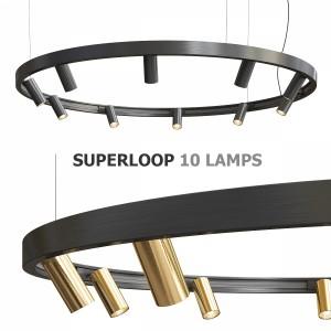 Superloop Spy Deltalight - 10 Lamps