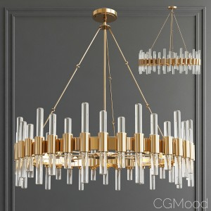 Haskell Chandelier By Arteriors