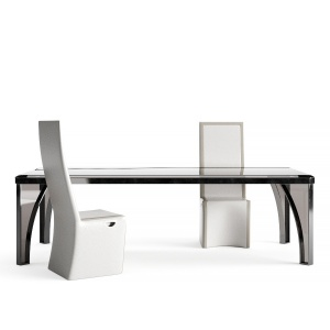 Karl Table And Chair Rachele by Longhi