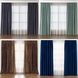 Curtains collections