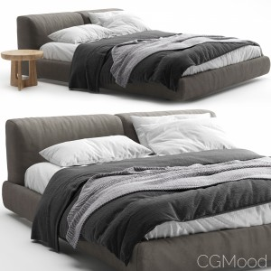 Bed Bolton Poliform