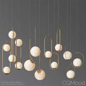 Ceiling Pendant Light Collection