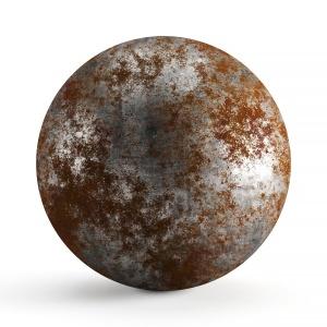 Oxidized Aluminum