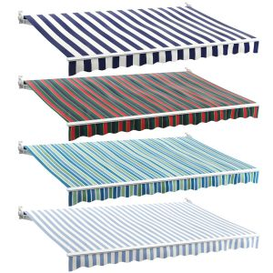 Awnings Striped Set