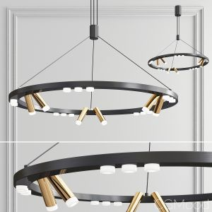 Odeon Light Beveren Chandelier