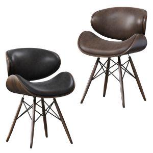 Chair Ossa Czarne
