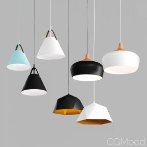 Nordic Pendant Light Collection 01