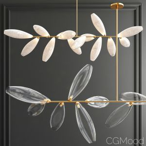 Giopato Coombes Gem Suspension Lamp