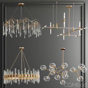 Four Exclusive Chandelier Collection_45
