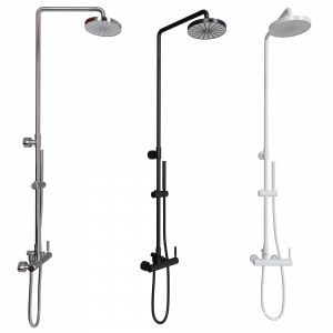 Newform Shower Columns