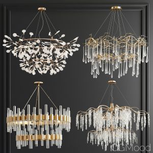 Four Exclusive Chandelier Collection_48 Double