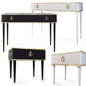 Console Table And Nightstand. Rimini Solo Art Deco