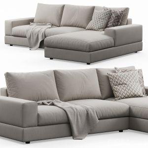 Truman Corner Sofa By Doimo Salotti