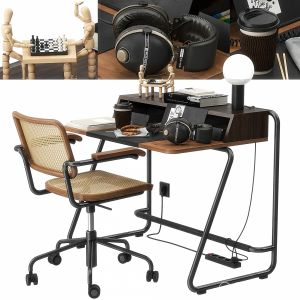 Thonet S1200 Desk Set