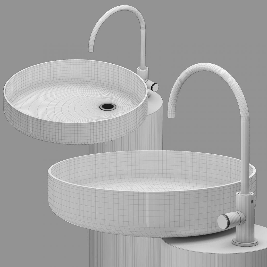 Rexa Design O O 3d Model For Corona