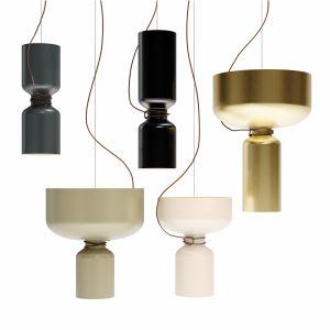 Andlight Spotlight Volumes Pendant Lamp