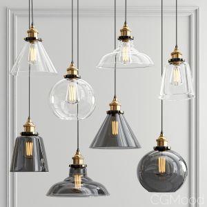 Vintage Pendant Light Collection