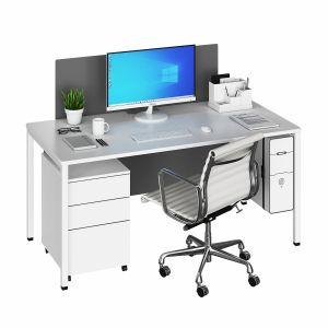 Vitra Office White Kit
