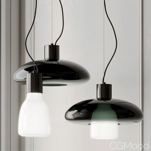 Acquerelli Pendant Light From Bonaldo