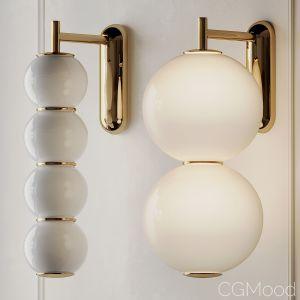Pearls Wall Light From Formagenda