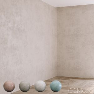 Decorative Plaster 4 Colors