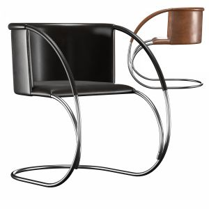 Ml 33 Leather Chair