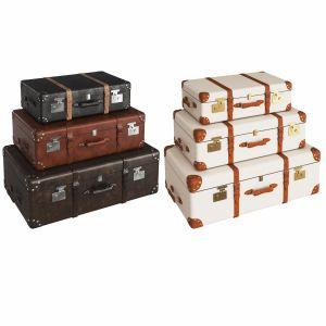 Suitcases Retro