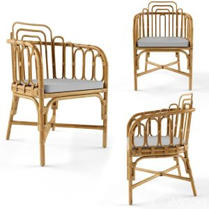 Kids Rattan Chair