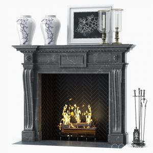 Chesneys The Mansfield Fireplace
