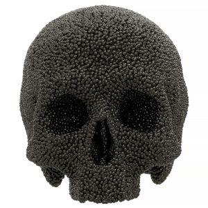Skull Figurine N_02