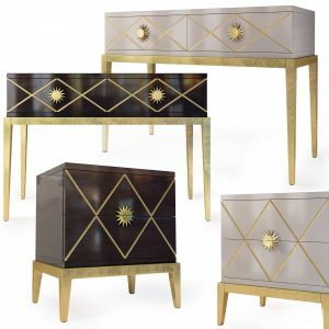Console Dresser, Nightstand. Gatsby By Cavio Casa