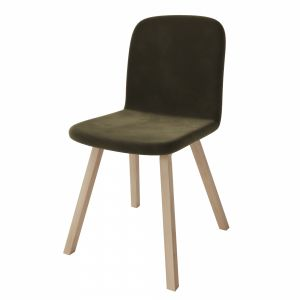 Palm Upholstered Dining Chair
