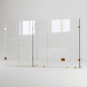 Bathroom Glass Accessories