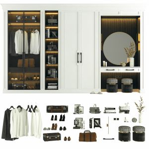 Wardrobe And Cabinets