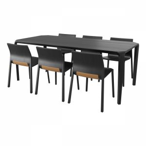 Ondarreta Silu Dining Table and Chair