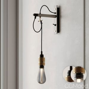 Hooked Wall Light Nude Stone From Buster And Punch