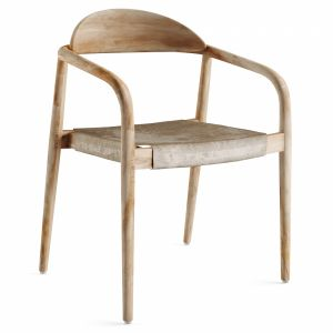 Nina Chair Scandinavian Style