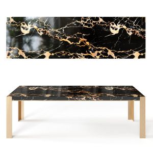 Stuart Dining Table By Rossato