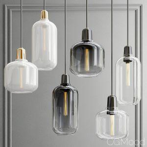 Amp Lamp Large Eu Pendants